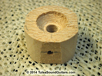 bottom-side view roughed-out knob-800