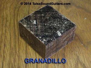 granadillo block-300
